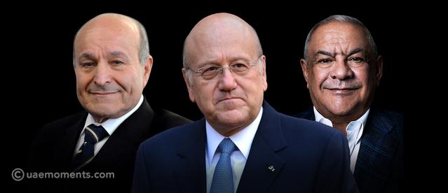 Top 10 Richest Arab Men in The World