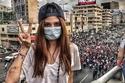 Beauty in spite of unrest in Lebanon.