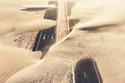 20 amazing aerial photos showing the desert dominating Dubai3
