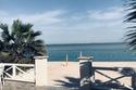 Dana Beach Resort - Beach and swimming pool for the ladies