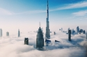 In pictures. UAE under heavy fog 1