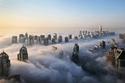 In pictures. UAE under heavy fog 2