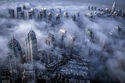 In pictures. UAE under heavy fog