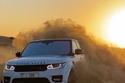Sheikh Hamad bin Hamdan Al Nahyan- Range Rover