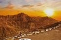 Jabal Jais  in Ras Al Khaima