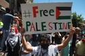 Palestinians Celebrate Truce 1