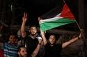 Palestinians Celebrate Truce