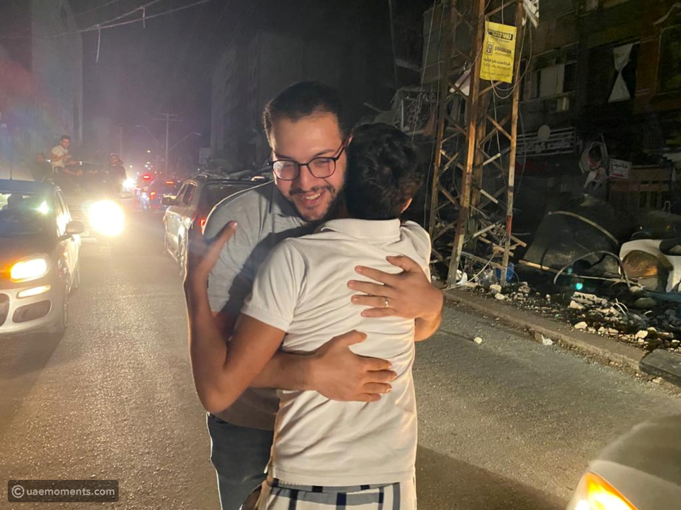In Pictures: After 11 Days Of Fighting. Palestinians Celebrate Truce