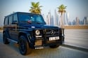 Every local owns a Range Rover or a Mercedes-Benz G class
