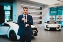 Ralph R Debbas : CEO and chairman of W Motors