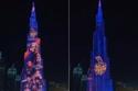 Burj Khalifa Lights Up 3