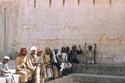 The guards of Sheikh Rashid Al Nuaimi-JB kelly archive NYUAD