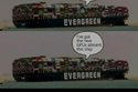 Funny Memes About Evergreen Ship in Suez Canal 1