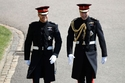 Prince Harry and William