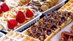Best Waffle Spots in Dubai