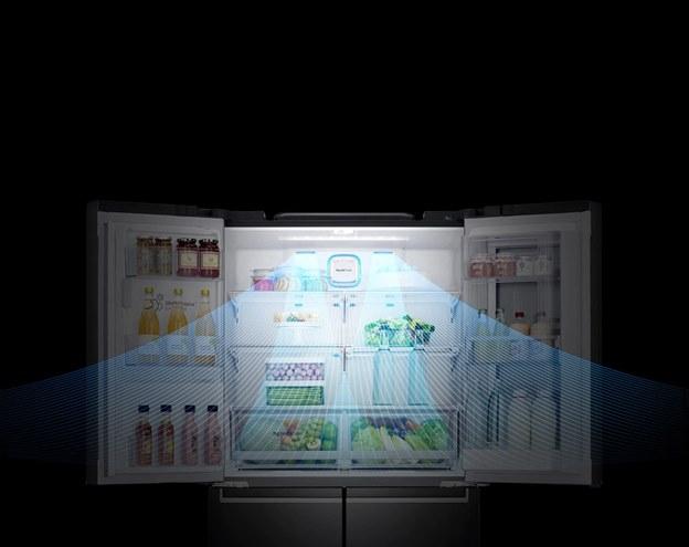 Lg fridge uae