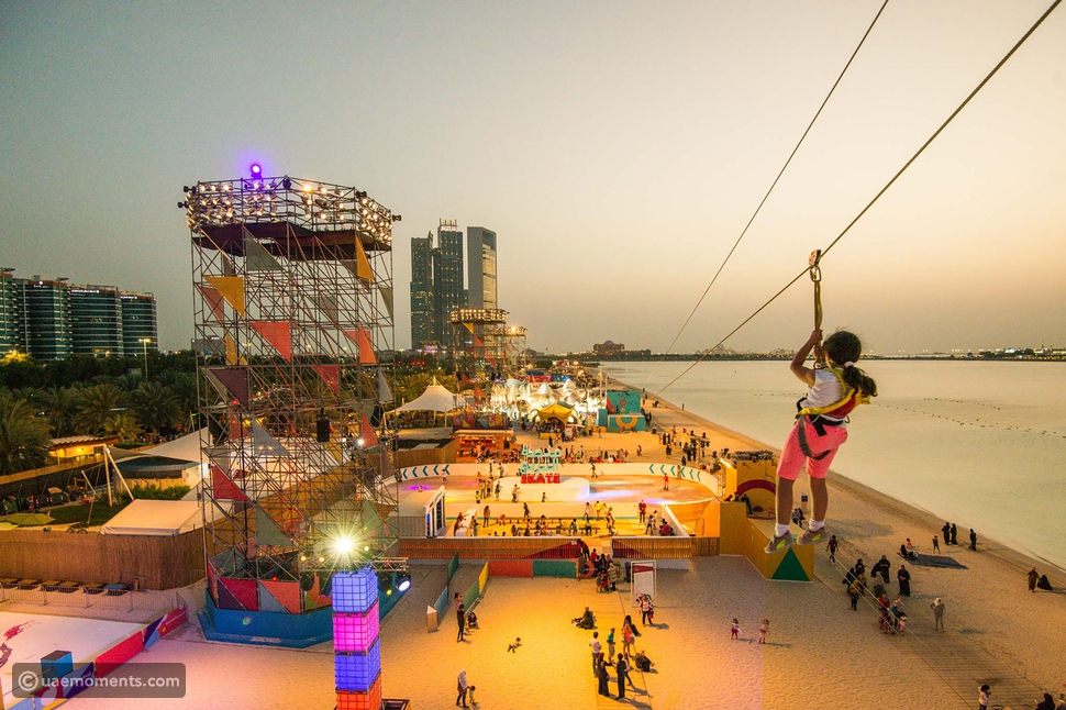 Highly Anticipated Abu Dhabi Calendar Is Back With More