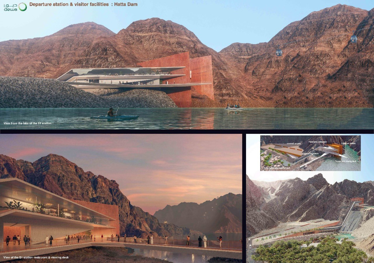 Six New Amazing Projects To Open in Hatta Dubai
