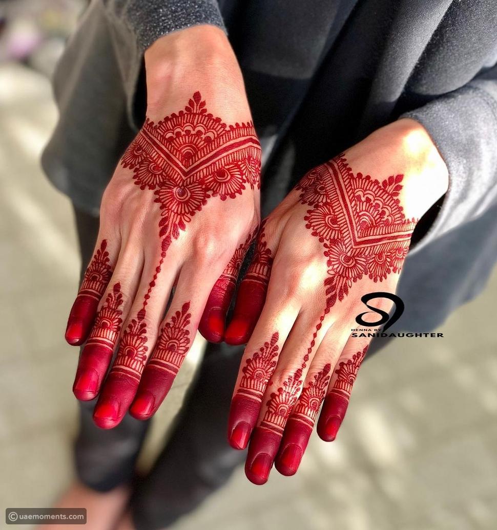 Top Henna Designs for Eid