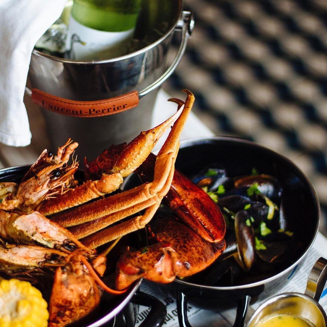 Top Seafood Restaurants in Dubai