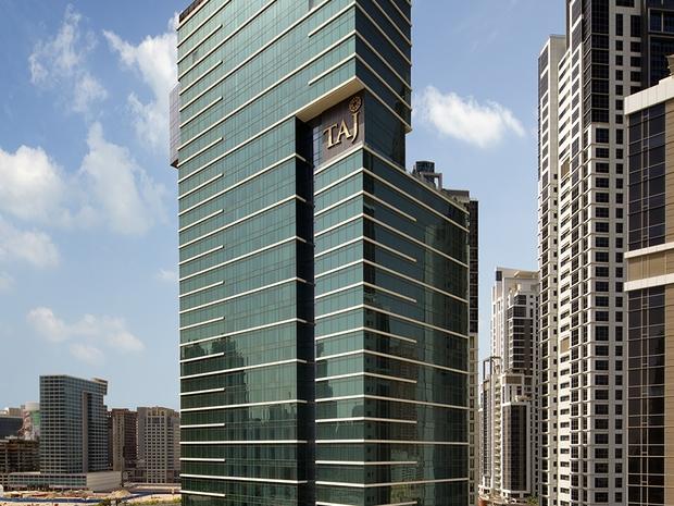 Taj Dubai Exterior
