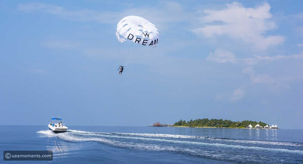 Get on Board: Fly/Cruise and Dine in the Maldives