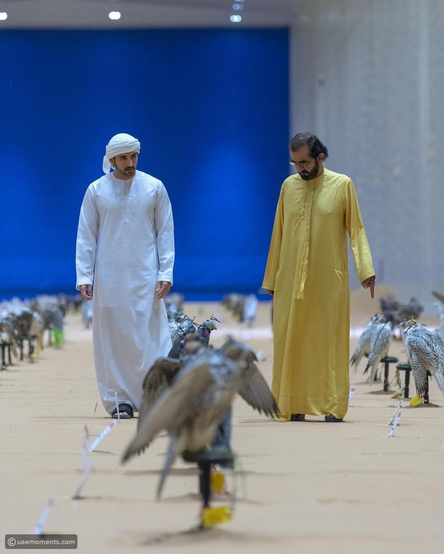 Lessons Sheikh Hamdan Will Teach to His Children