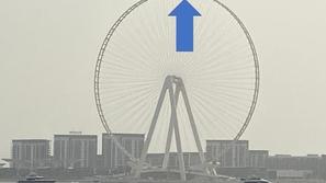 Update: More pods on Ain Dubai Ferris whee