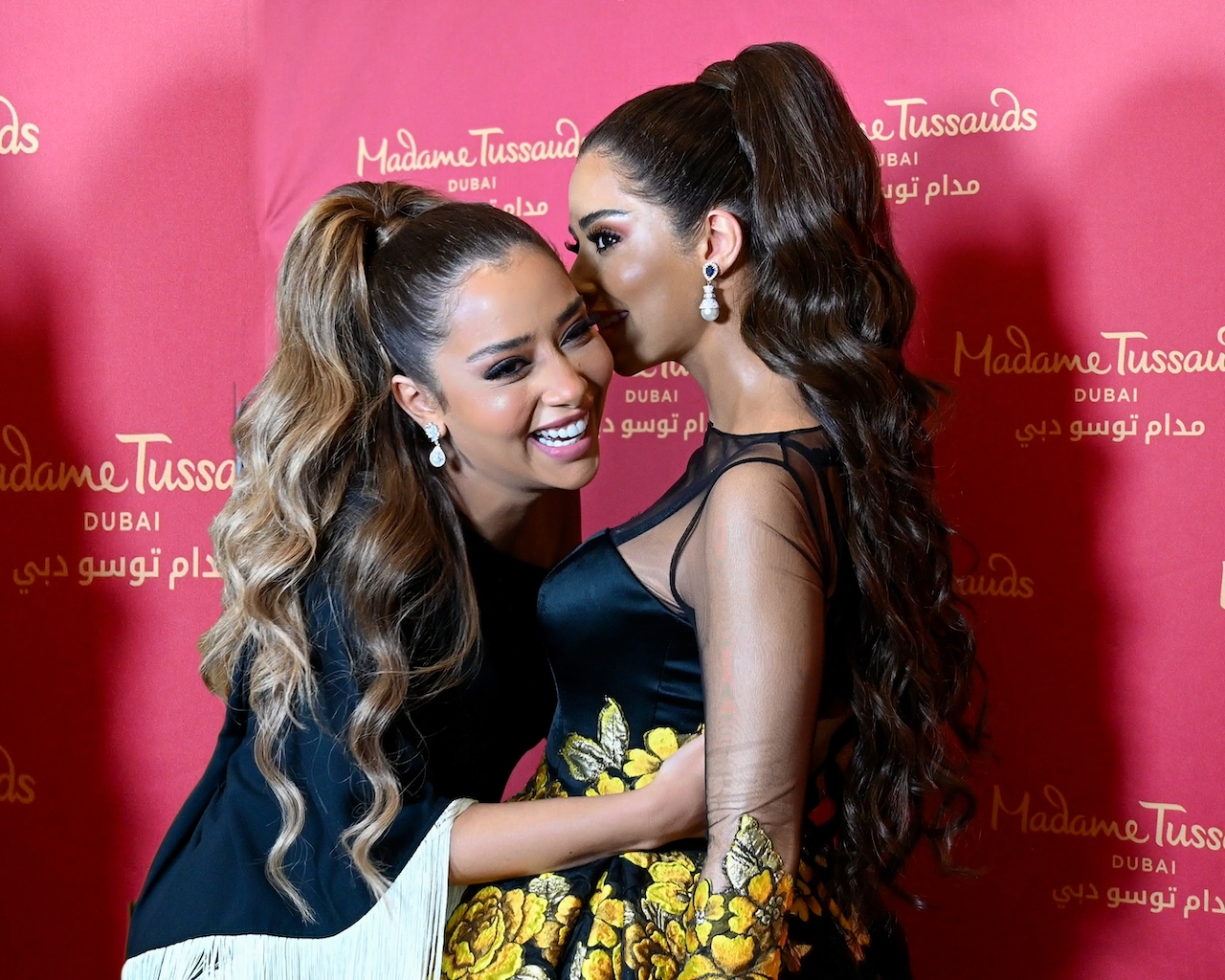 Pictures: Madame Tussauds Dubai First Wax Figure is Balqees Fathi
