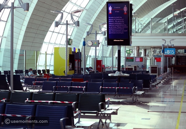Dubai Airports To Hire 3,500 Staff and Reopen Terminal 1