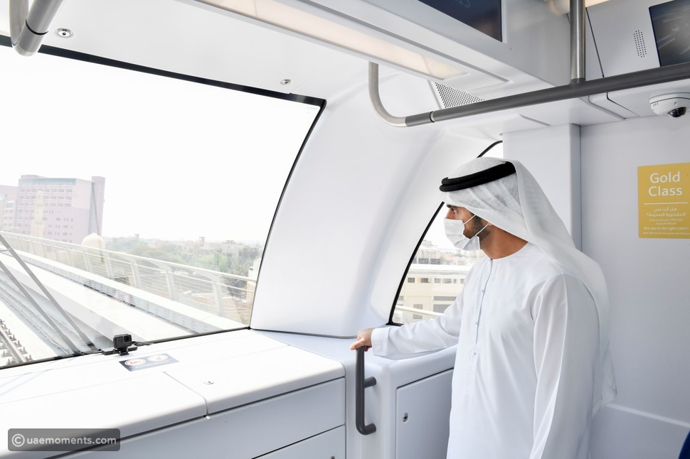 Dubai Metro Turns 12! Here's All It's Rules and Fines
