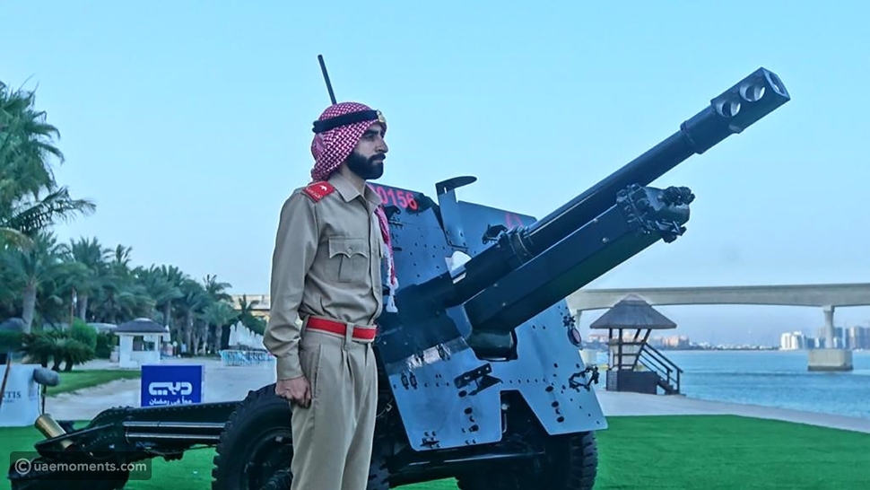 Here's Where To Watch Eid Al Fitr Cannons in Dubai