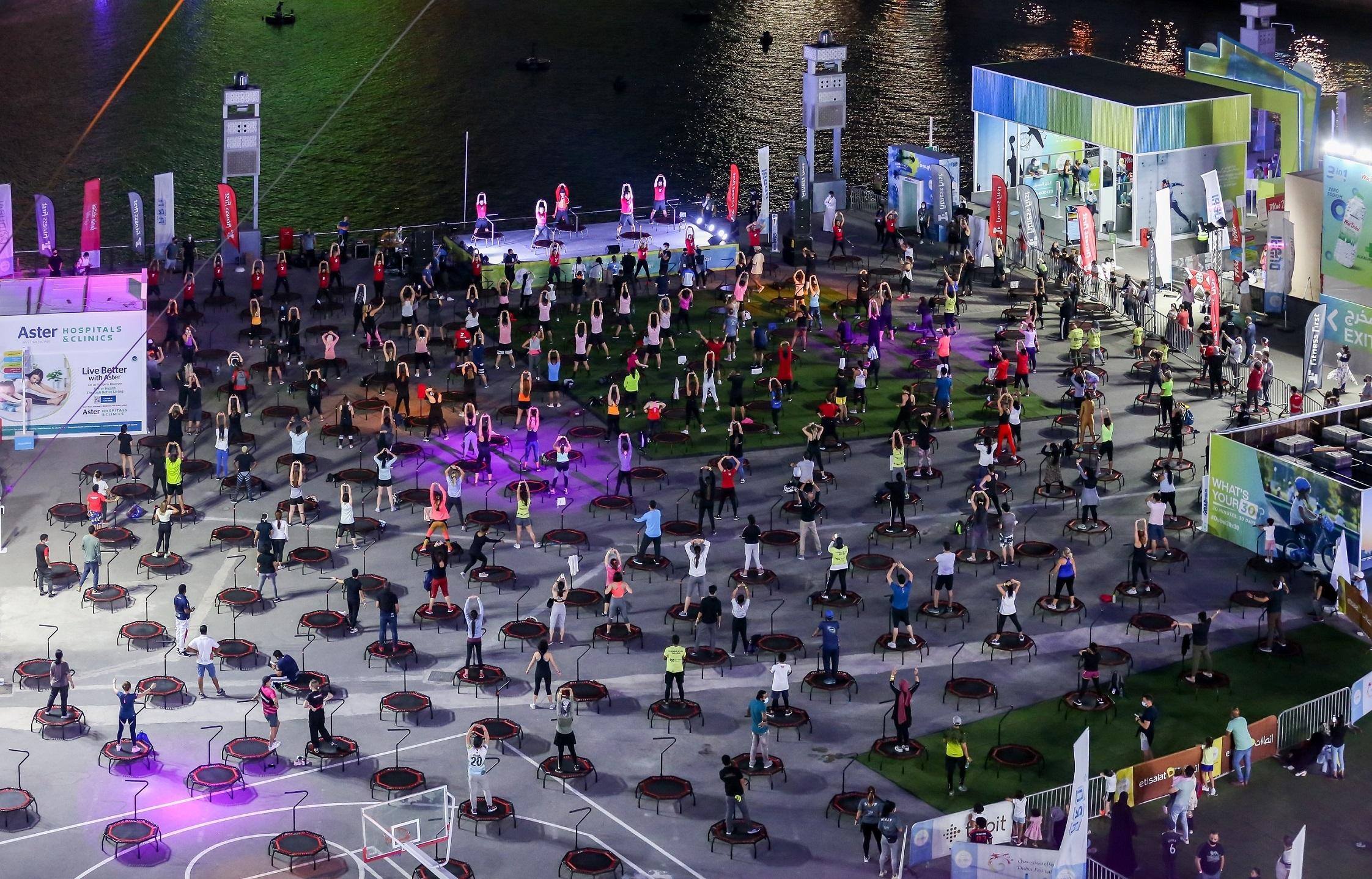 Dubai Fitness Challenge to Return to Dubai In October