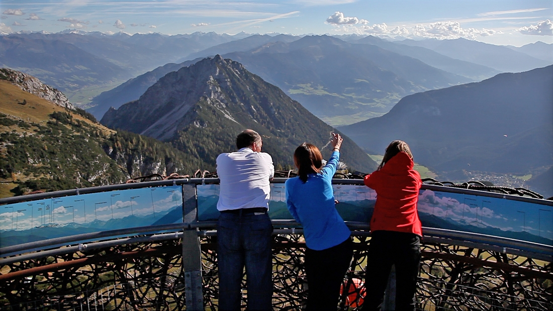 The Most Spectacular Summit Viewpoints in Austria