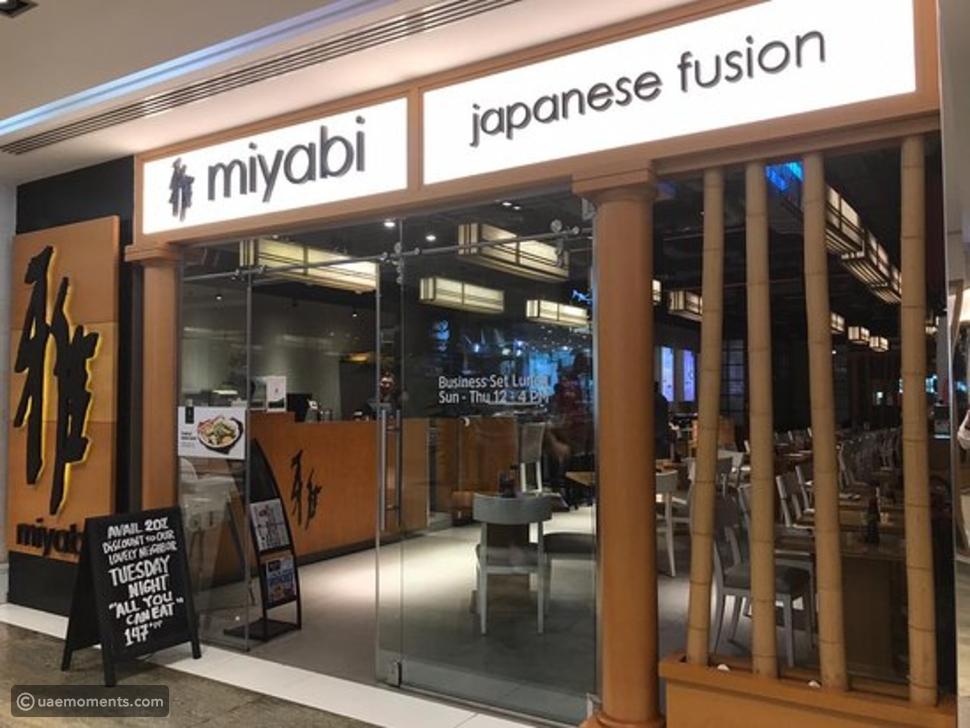 Best Sushi Restaurants in Dubai