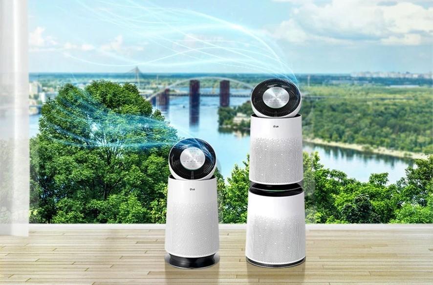 LG Air Purifiers