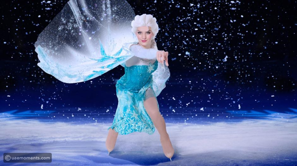 Etihad Arena's Disney On Ice Timings and Tickets