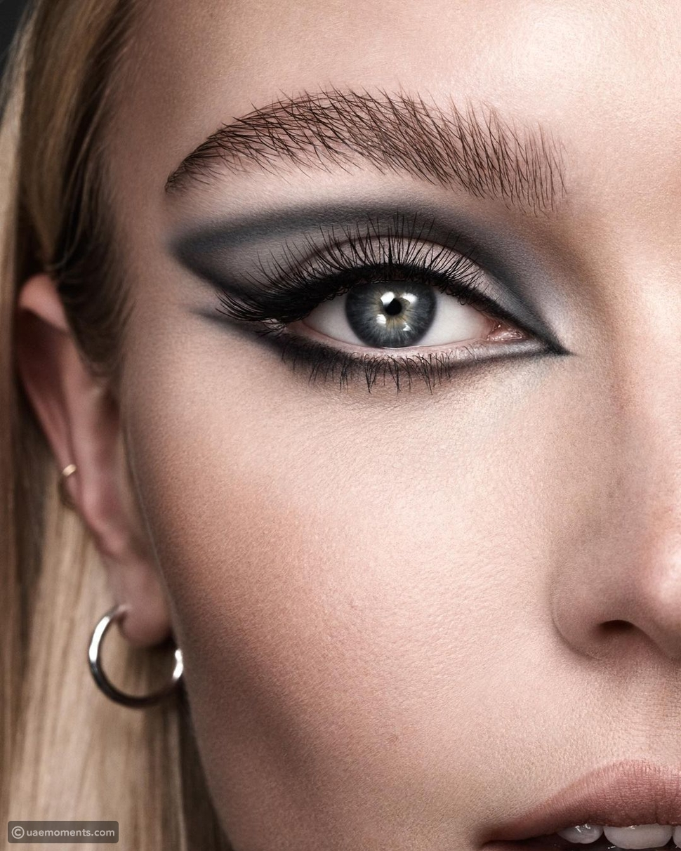 Dubai-Based Makeup Artist Announces Makeup line on Burj Khalifa