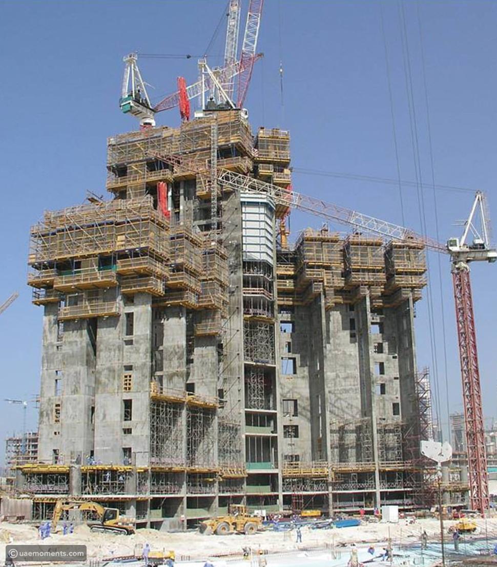 Pictures: Dubai's Burj Khalifa Then and Now