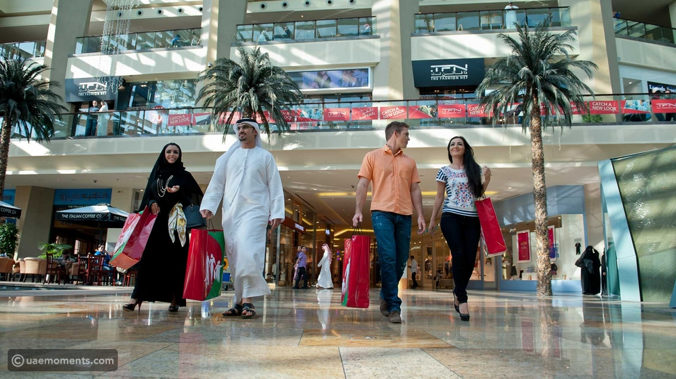 UAE tourists will be able to reclaim VAT. Easy steps for reimbursement