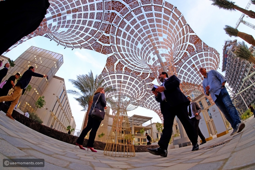 Expo2020 and impact on the lives of expats