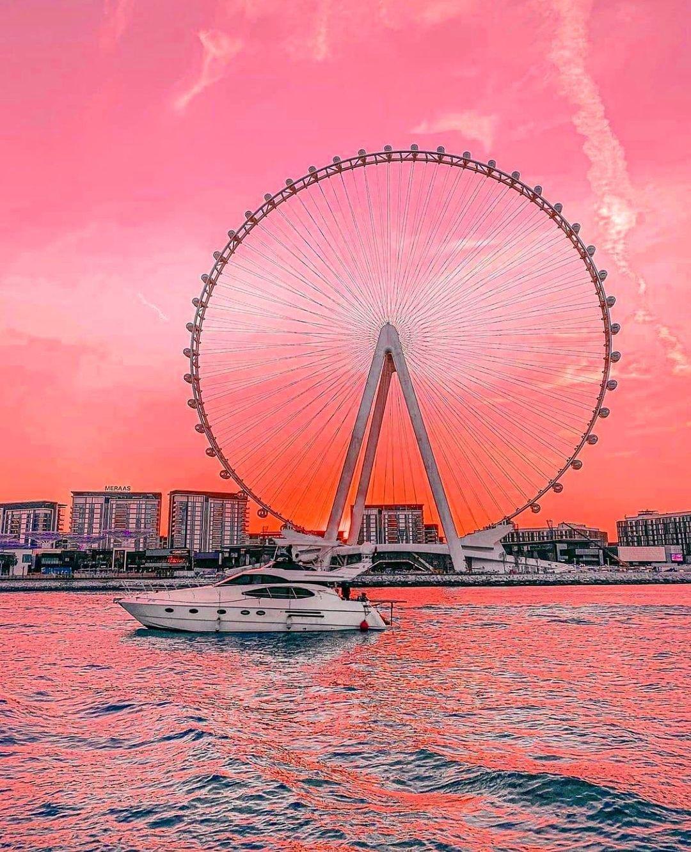 Dubai Eye 'Ain Dubai' To Open This Year