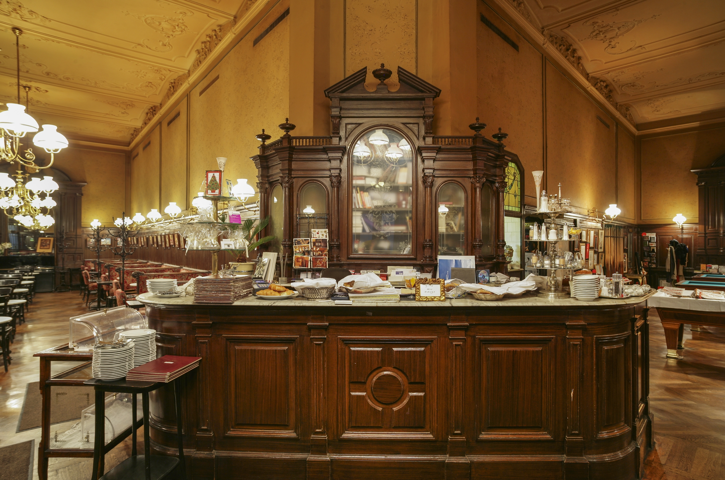 The Most Aromatic Coffeehouses in Vienna