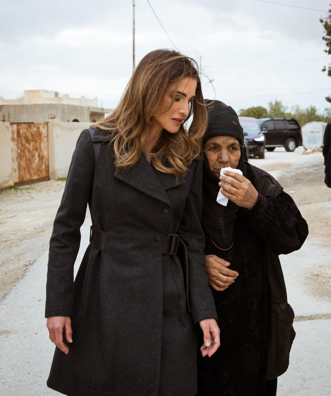 7 Inspiring Quotes By Jordan's Queen Rania