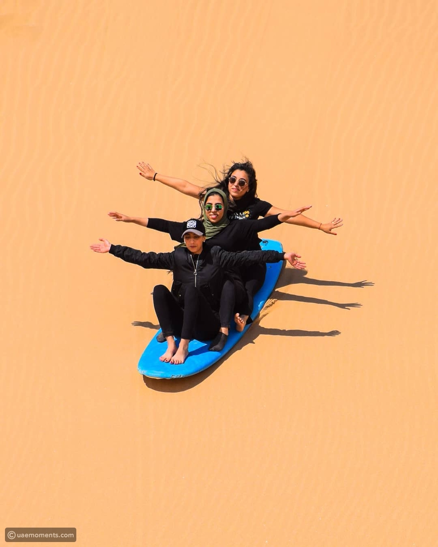 Top 5 Alternative Sports in Dubai