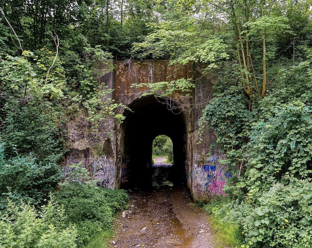 Top 5 Scariest 'Haunted' Tunnels in the World