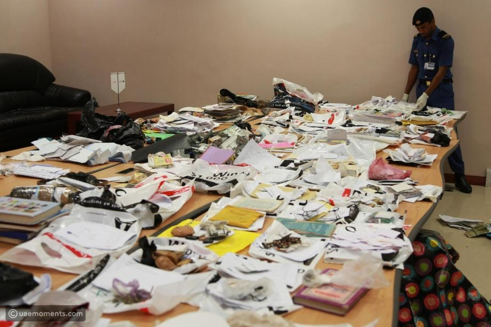 Dubai seizes 68kg of 'black magic' items