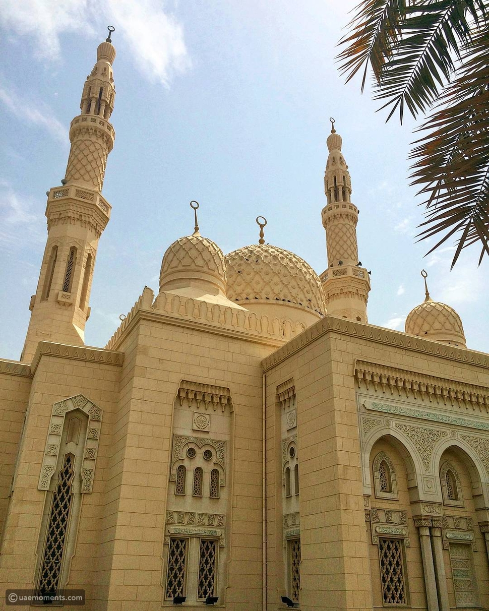 Pictures: The Most Incredible UAE Mosques