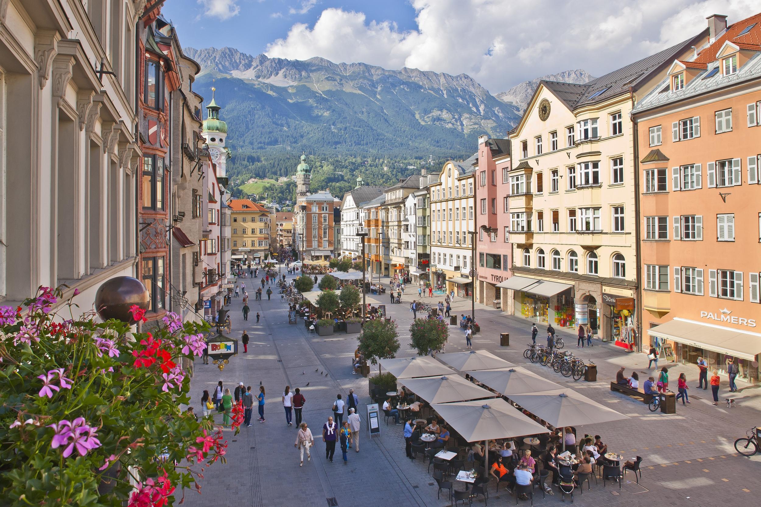 The Best Shopping Spots In Austria
