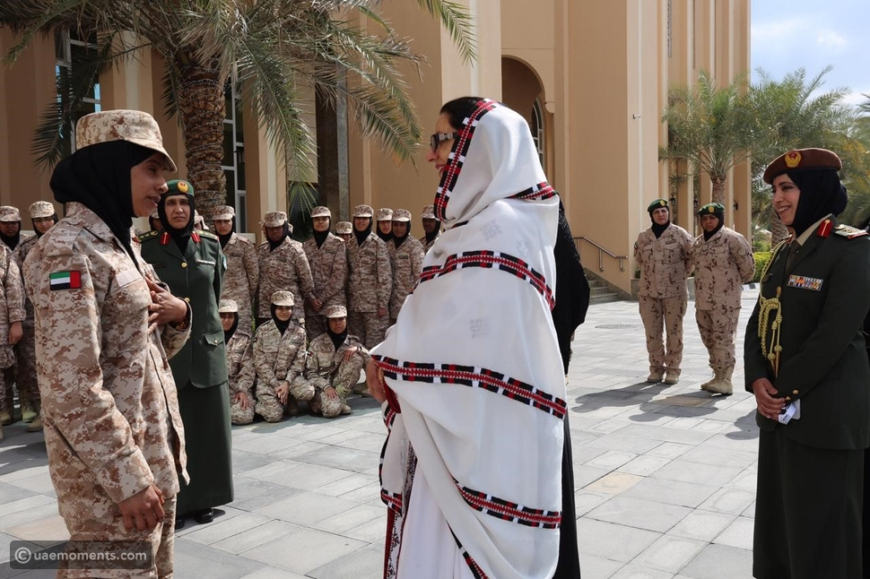 UAE's First National Plan to Advance Women's Roles in Peace & Security